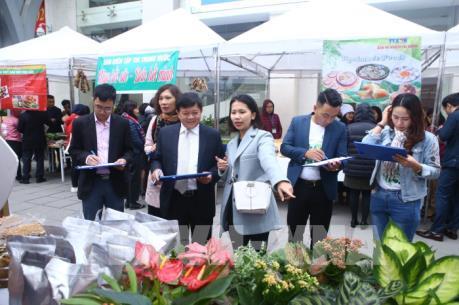 Hội chợ Xanh 2020 của TTXVN: Lan tỏa thông điệp chống rác thải nhựa