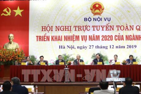 Phó Thủ tướng: Việc xác định biên chế phải tránh áp đặt bình quân