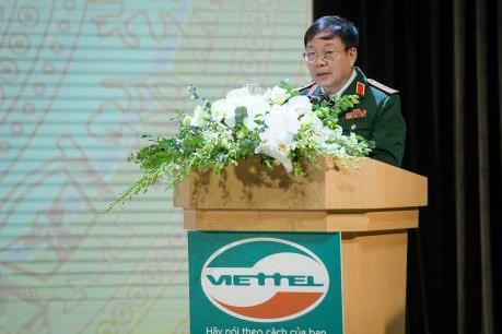 Viettel đặt chuẩn thi đua là cạnh tranh với doanh nghiệp quốc tế