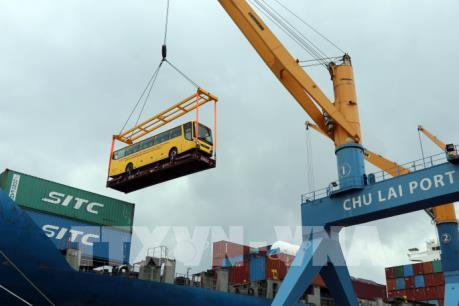 THACO xuất khẩu xe bus thương hiệu Việt sang Philippines