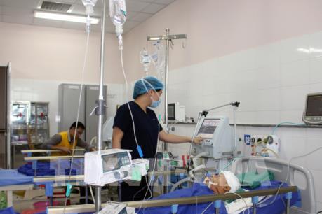 Thái Nguyên: Nạn nhân sống sót trong vụ thảm án vẫn đang được điều trị tích cực