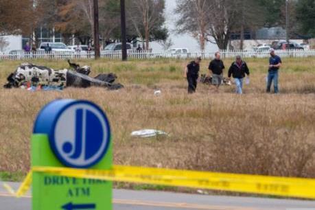 Rơi máy bay tại Mỹ: ít nhất 5 người thiệt mạng