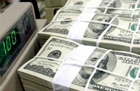 Dự trữ ngoại hối của Ấn Độ đạt mức kỷ lục gần 455 tỷ USD