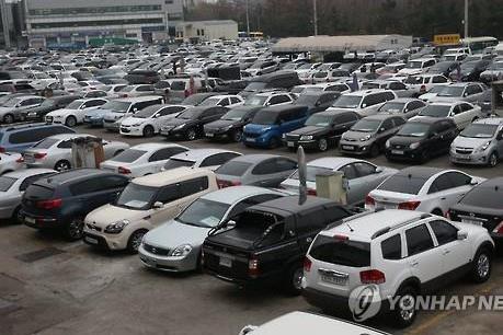 Thị trường ô tô Hàn Quốc dự báo đảo chiều trong năm 2020