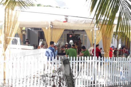 Tiền Giang: Nổ súng tại tụ điểm đá gà làm ba người bị thương