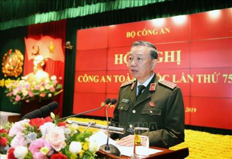 Bộ trưởng Công an Tô Lâm nói về 5 bài học kinh nghiệm trong công tác phòng, chống tội phạm