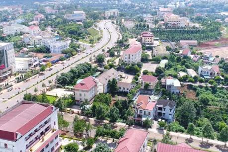 Thành lập thành phố Gia Nghĩa thuộc tỉnh Đăk Nông