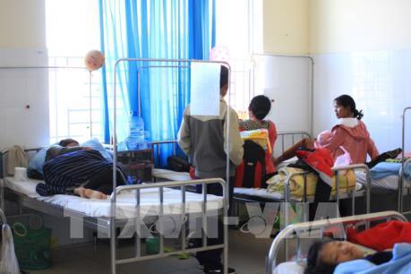 Lâm Đồng: Hàng chục trẻ em nhập viện nghi bị ngộ độc thực phẩm