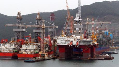 """Daewoo Shipbuilding nhận số đơn hàng """"khủng"""" trong năm 2019"""