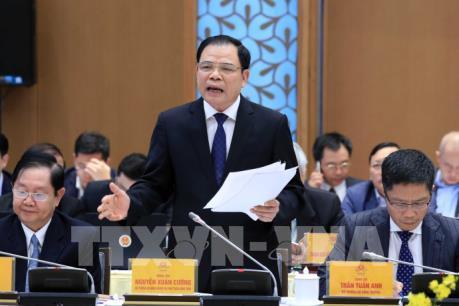 Bộ trưởng Nguyễn Xuân Cường: Thị trường là khâu quyết định tăng trưởng ngành