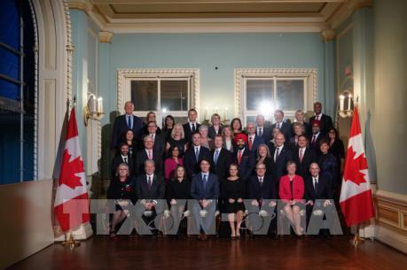 Một năm khó khăn của Thủ tướng Canada Justin Trudeau