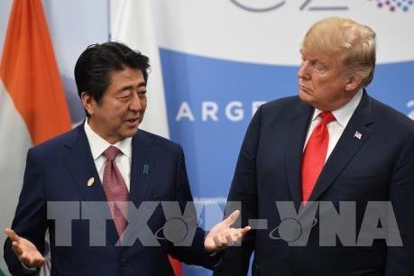 Thỏa thuận thương mại Mỹ - Nhật có hiệu lực từ 1/1/2020