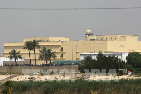Đại sứ quán Mỹ tại Iraq sơ tán vì lý do an ninh