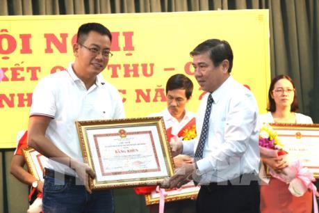Năm 2020, Tp. Hồ Chí Minh đặt mục tiêu thu ngân sách hơn 405.000 tỷ đồng