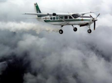 Indonesia mua thêm máy bay phục vụ làm mưa nhân tạo