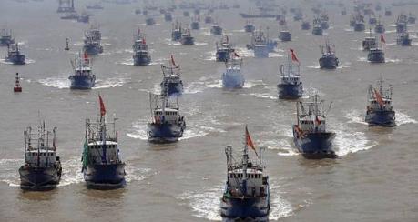 Trung Quốc thực thi lệnh cấm đánh bắt cá 10 năm trên sông Dương Tử