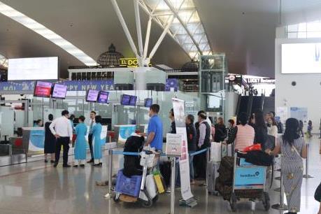 Các cảng hàng không Việt Nam dự kiến đón khoảng 127 triệu lượt khách trong năm 2020