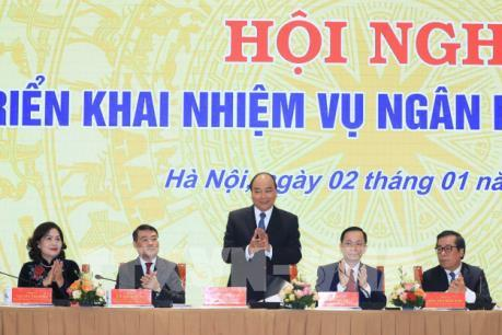 Thủ tướng: Tiếp tục xử lý nợ xấu và phòng ngừa nguy cơ gia tăng