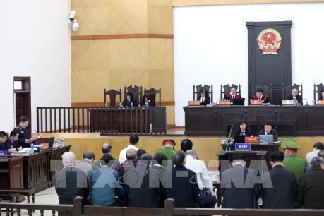 Xét xử nguyên lãnh đạo Đà Nẵng: Lợi dụng quan hệ để nắm bắt thông tin quy hoạch dự án