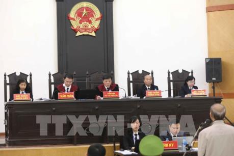 Xét xử hai nguyên lãnh đạo TP Đà Nẵng: Em vợ bị cáo Phan Văn Anh Vũ phản cung