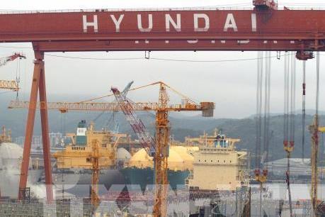 Hyundai Heavy đặt mục tiêu giành các thỏa thuận có tổng trị giá 15,9 tỷ USD