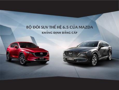 Loạt ô tô Mazda giảm giá đến 100 triệu đồng trong tháng 1/2020