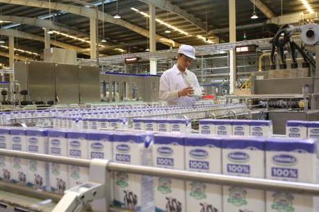 Vinamilk chính thức sở hữu 75% vốn điều lệ của GTNfoods