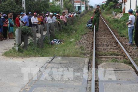 Liên tục trong 2 ngày xảy ra tai nạn đường sắt tại Phú Yên