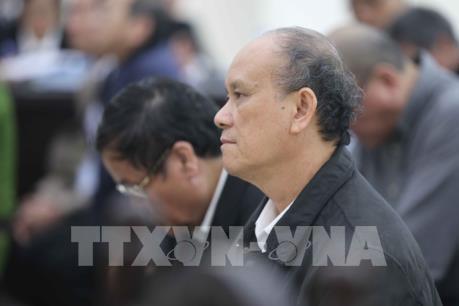 Xét xử hai nguyên lãnh đạo TP Đà Nẵng: Bị cáo Trần Văn Minh không thừa nhận sai phạm