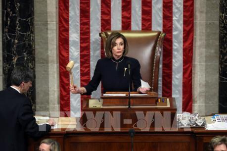 Vụ không kích sân bay Baghdad: Hạ viện Mỹ yêu cầu Nhà Trắng thông báo cho Quốc hội