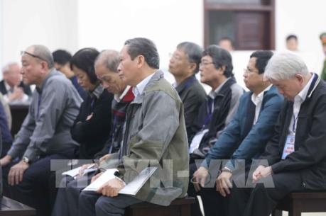Bị cáo Phan Văn Anh Vũ không thừa nhận thân thiết với lãnh đạo TP. Đà Nẵng