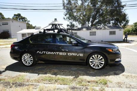 """Honda sắp """"trình làng"""" ô tô tự lái cấp độ 3 vào giữa năm 2020"""