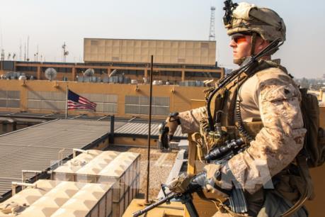 Nhà Trắng gửi thông báo về cuộc không kích của Mỹ vào sân bay Baghdad