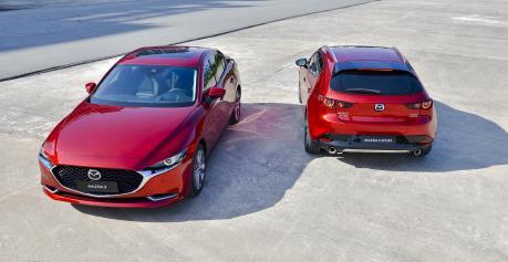 Bảng giá xe ô tô Mazda tháng 1/2020, ưu đãi đến 100 triệu đồng