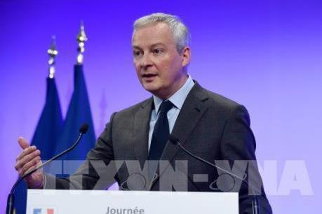 Pháp cảnh báo đáp trả nếu Mỹ áp đặt trừng phạt thương mại