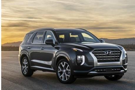 Hyundai Motor bán được 50.000 chiếc SUV Palisade tại Hàn Quốc