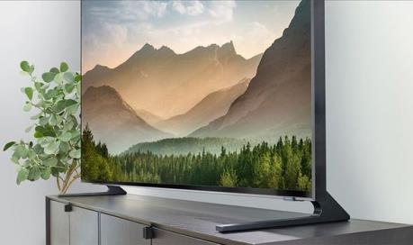 Samsung phát triển TV không dây