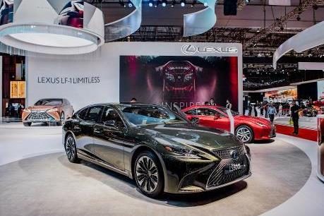Ra mắt bộ đôi sedan hạng sang Lexus LS và ES