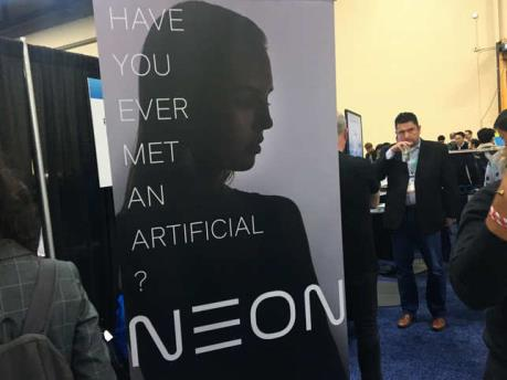 Samsung công bố người ảo được trang bị AI có cảm xúc như người thật