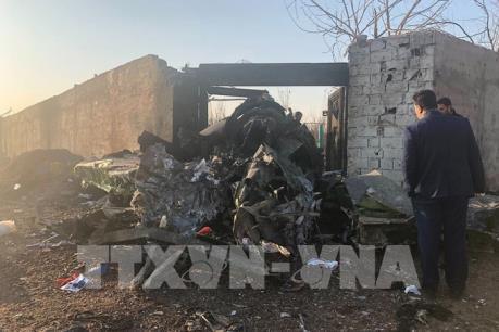 Đã xác định nguyên nhân máy bay Ukraine rơi tại Iran