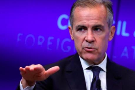 Thống đốc BoE: Các ngân hàng trung ương khó chống đỡ suy thoái kinh tế