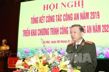 Bộ trưởng Tô Lâm: Không để tồn tại các băng, ổ nhóm tội phạm