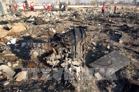 Nguyên nhân rơi máy bay Ukraine có thể được công bố trong ngày 11/1