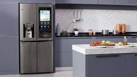 Căn bếp thông minh xuất hiện tại CES 2020