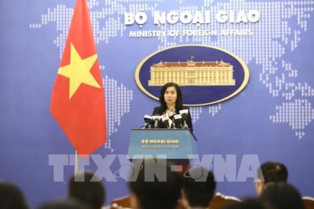 Việt Nam quan tâm theo dõi, nghiên cứu các hoạt động liên quan đến nguồn nước sông Mekong