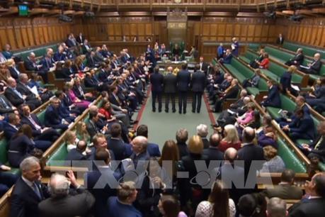 Hạ viện Anh thông qua thỏa thuận Brexit