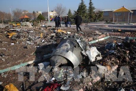 Tehran chính thức mời Mỹ tham gia cuộc điều tra vụ rơi máy bay của Ukraine