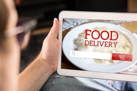 Thị trường giao đồ ăn trực tuyến phát triển sôi động