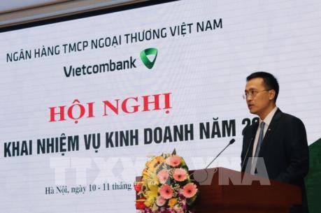 Cán đích lợi nhuận tỷ USD, Vietcombank xin nâng hạn mức tăng trưởng tín dụng