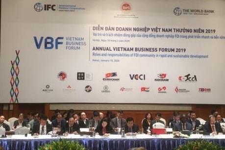 VBF2019: Liên kết để vươn tới một nền kinh tế hùng cường